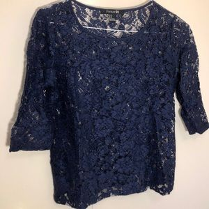 Forever21 | Lace Top